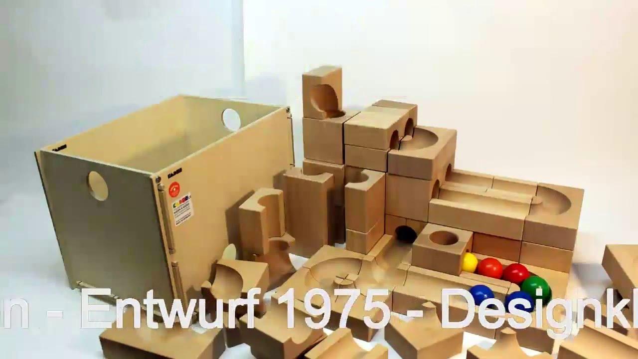 KADEN KUGELBAHN im Kasten - Klassik XL