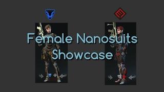 Video Warface Female Nanosuits Showcase download MP3, 3GP, MP4, WEBM, AVI, FLV Agustus 2018