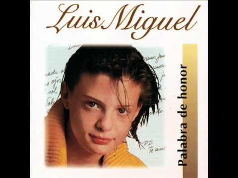 Luis Miguel - 08 - Isabel (1984)- LETRA