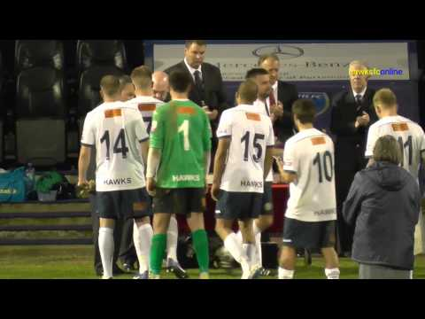Havant & Waterlooville v Basingstoke Town (HSC Final)