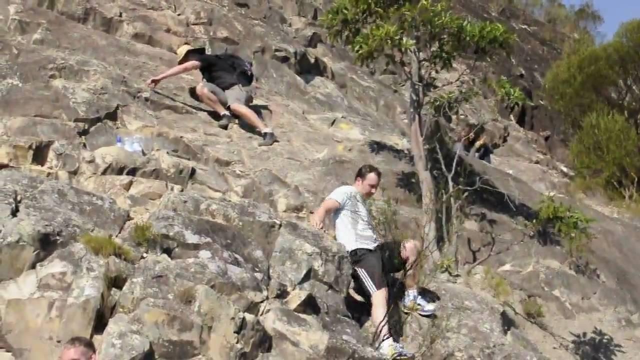 Mount Tibrogargan day trip - YouTube