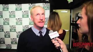 Matt Walsh interviewed at the Premiere of Matt Walsh
