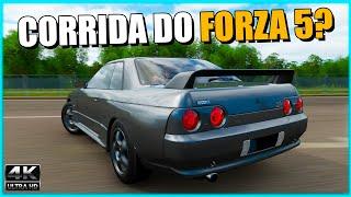 CORRIDA DO FORZA HORIZON 5? - FORZA HORIZON 4 [4K 60FPS]