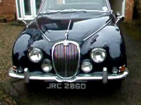 1966 jaguar s type very original 3.8 auto - youtube