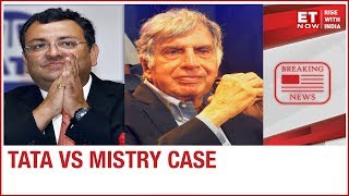 Tata vs Mistry Case: Supreme Court against the dismissal of RoC's plea by NCLAT