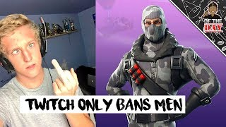Twitch Bans Faze Tfue For Saying Coon / Also Alinity Says N Word - L Of The Day