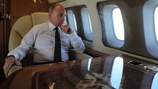 Vladímir Putin aterriza en Buenos Aires para participar en la cumbre del G-20