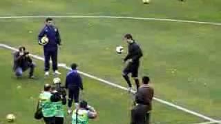 Un Niño Prodigio Deslumbra A Cristiano Ronaldo