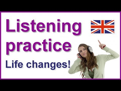 English Listening Practice With Subtitles