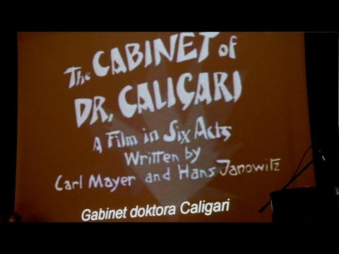 The Cabinet of Dr. Caligari (2006) from YouTube · Duration:  1 minutes 40 seconds