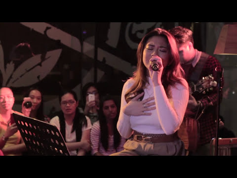Morissette Amon - A Nina Medley Live at the Stages Sessions