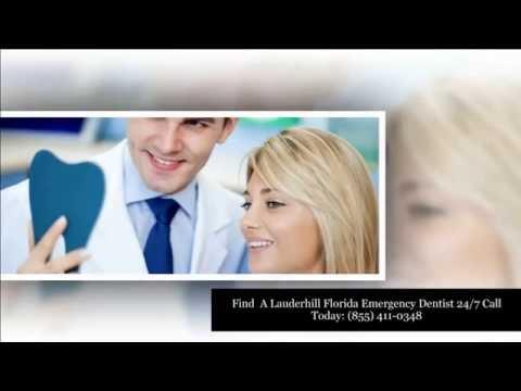 Emergency Dentists Lauderhill FL – 1 (855) 411-0348 – Find A 24 Hour Dentist