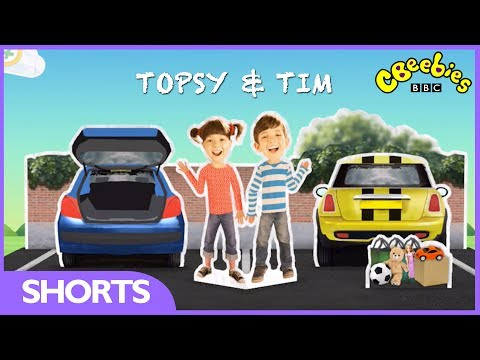 CBeebies Storytime | Topsy & Tim Deep Breaths