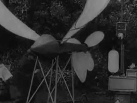 """""""Airship Destroyer"""" (1909 Silent Film)"""