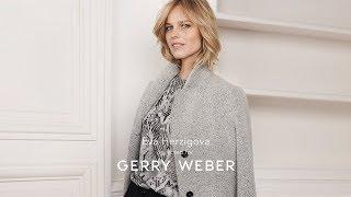 Eva Herzigova selected for GERRY WEBER