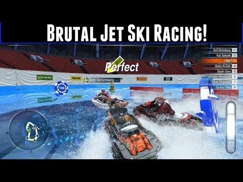 Brutal Jet Ski Racing  (Aqua Moto Racing Utopia)