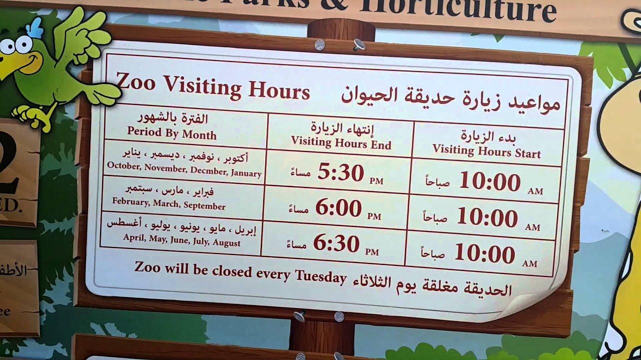 جدول أرسلت ساحرة سفاري دبي ساعات العمل Thecridders Org