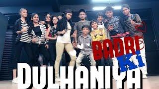 Badri Ki Dulhania | Bollywood Dance |ctd student choreography practice time/bharuch