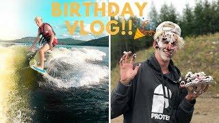 20th Birthday | VLOG 24