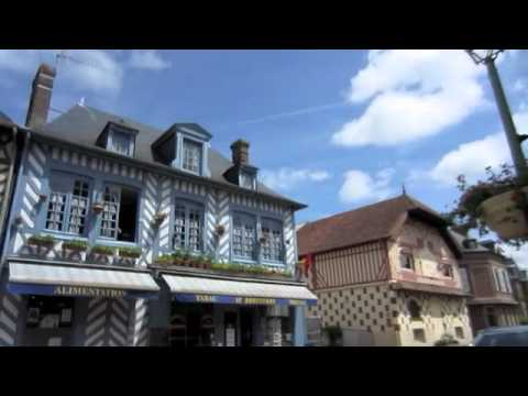 Touring Normandy with Liz and Fabrice - Part 4: Deauville and villages
