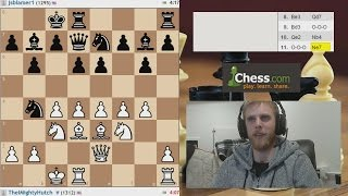 THE DREADED FIVE PAWN ATTACK (Blitz Chess)