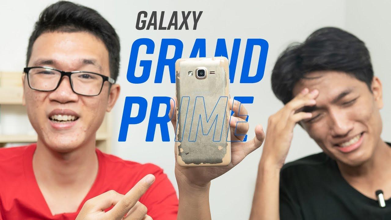 Samsung Galaxy Grand Prime dùng 5 năm có tã?