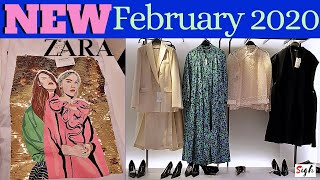 ZARA NEW COLLECTION FEBRUARY 2…