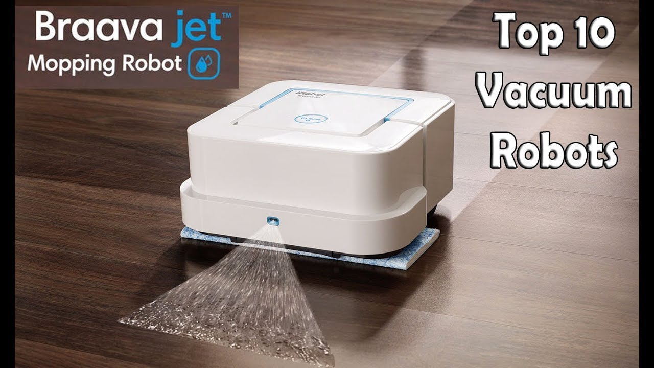 Top 10 Robot Vacuum Cleaners You Can Buy On Amazon Best Robotic Vacuums In The Market