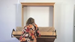 Create-A-Bed® Deluxe Vertical Murphy Bed Construction, Assembly & Installation Video