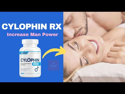 Cylophin RX Reviews 2020 || Increase Your Sex Power || Revitalize Your Performance & Sexual Health!