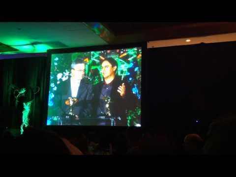 Saturn Awards 2010: Roberto Orci & Alex Kurtzman
