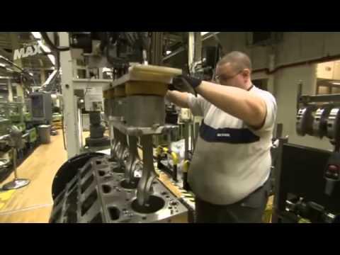 como e fabricado a Scania 124