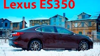 Lexus Es350, тест-драйв #СТОК №2