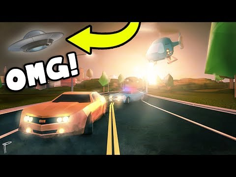 WHAT IS THIS IN THE NEW JAILBREAK RELEASE?! | Roblox (Jailbreak Update)