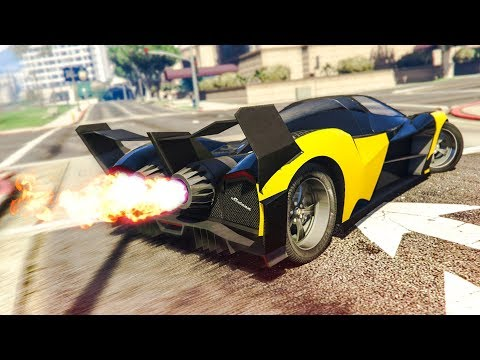 WORLDS FASTEST IRL CAR MOD IN GTA 5!? - (GTA 5 Mods)