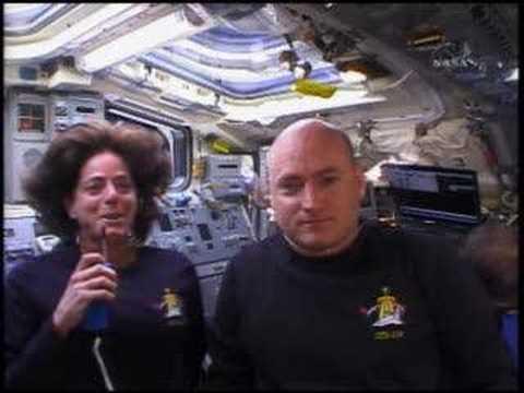 STS-118: Barbara Morgan Aboard Endeavour