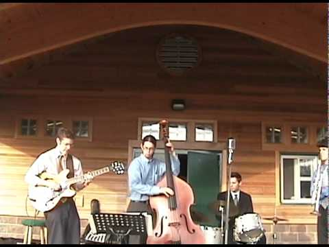 Paul Cherba Jazz Quartet plays Sweet Lorraine