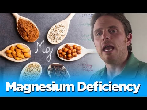 Magnesium Deficiency - Causes, Symptoms, Diagnosis & Treatment