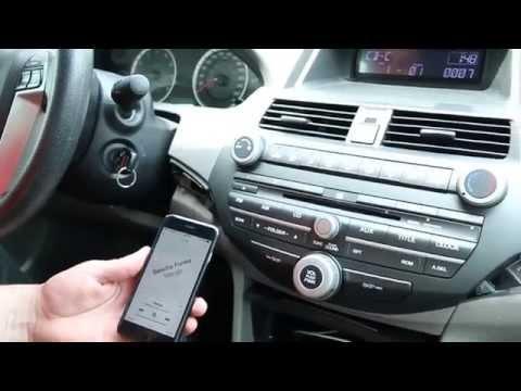 Bluetooth Kit for Honda Accord 2008-2012 by GTA Car Kits