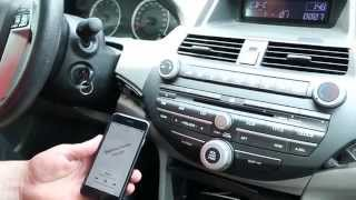 bluetooth kit for honda accord 2008 2012 by gta car kits