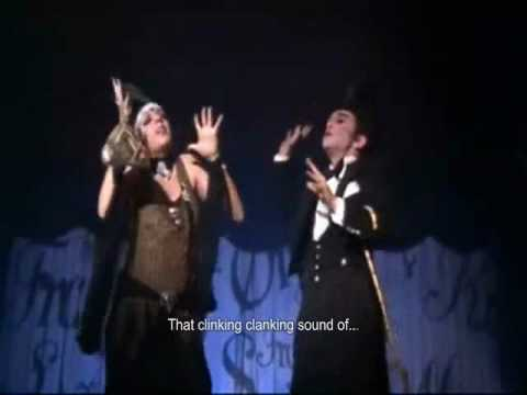 """Money"" from Cabaret with lyrics"