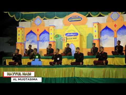 AL MUQTASIMA I HAYYUL HADI I Juara 3 Fesban Pangkah 2018