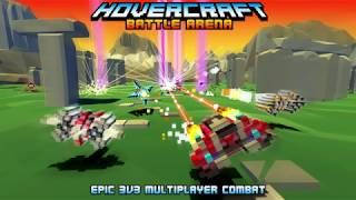 Hovercraft: Battle Arena Gameplay Trailer ANDROID GAMES on GplayG