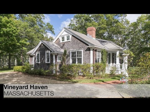 Video of 19 Chappaquonsett Road | Vineyard Haven Massachusetts real estate by Sandpiper Realty