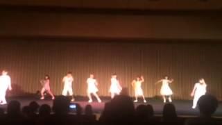 【ダンス】E-girls/Mr.Snowman by RaGGa Craze 8th ?