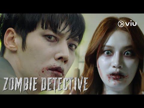 zombie-detective-trailer- -choi-jin-hyuk,-park-joo-hyun- -coming-to-viu