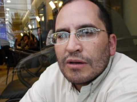 Entrevista a Marcel Ramirez jurado del concurso de Microcuentos