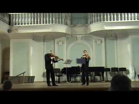 Ф.Дружинин Дуэт для 2 альтов  Ю.Тканов, М.Ковальков/F.Druzhinin Sinfonia a due for 2 Violas