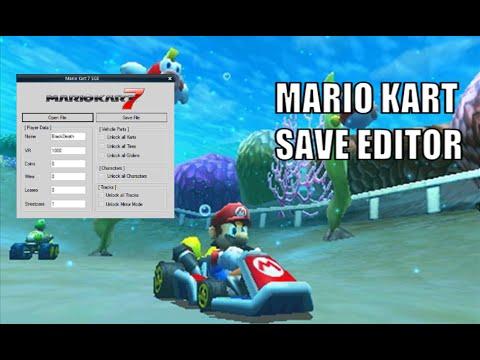 Mario kart 7 save for jksm