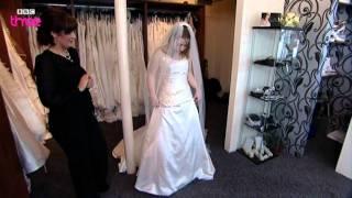 Clodaugh's Dress Reveal - Don't Tell the Bride - BBC Three